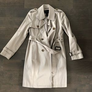 Moda International trench coat